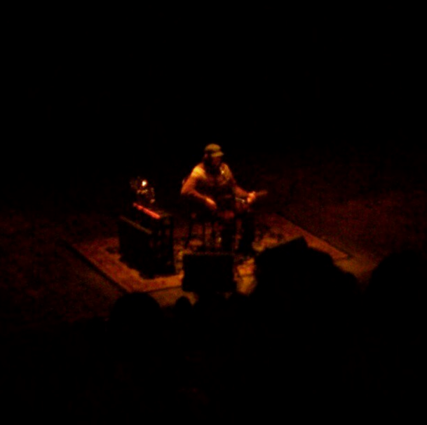 Jeff Mangum at the Dupont Theater, 2/5/13
